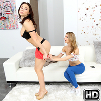 momslickteens presents jillian in episode: Love To Lick