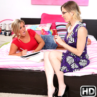 momslickteens presents kristinlove in episode: Dear Diary