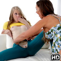 momslickteens presents yasminscott in episode: Yummy Yasmin