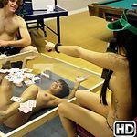 Pic of amery in moneytalks episode: Bar Fun