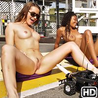 moneytalks presents savanna in episode: Dick Ride