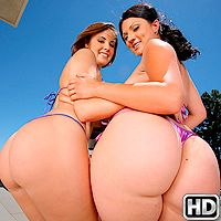 monstercurves presents ava2 in episode: Big Booty Babes