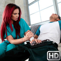 monstercurves brookeberetta110717 Nurse Titfuck
