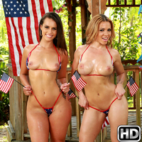 monstercurves presents kelsi3 in episode: Good Ole Us Of A