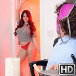 monstercurves presents skylanovea062017 in episode: Monster Curves Science Xxx Parody