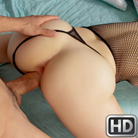 pure18 presents jenniferjacobs02167 in episode: Fishnet And Fun