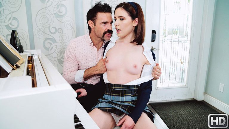 pure18 presents maddiewinters041018 in episode: My Piano Teacher Is A Pervert