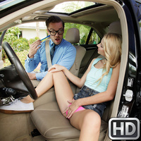 pure18 presents rileystar082817 in episode: Drivers Ed Suxxx