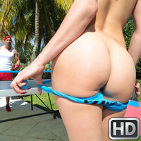 pure18 presents sierranicole022317 in episode: Ping Pong Shock