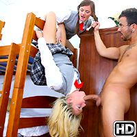 pure18 presents teagan2 in episode: All Naughty Pt Two