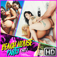 rkprime presents brandimandy032618 in episode: Spring Break Beach House Party