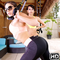 rkprime presents janicegriffith2 in episode: Training My Neighbor