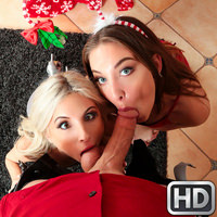 rkprime presents jessiepiper122517 in episode: Mistletoe Tramp
