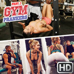 rkprime presents karleegrey033118 in episode: Gym Prankers 2