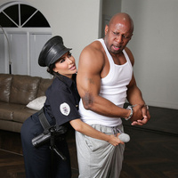 rkprime presents lelastar052318 in episode: Bad Cop Black Cock