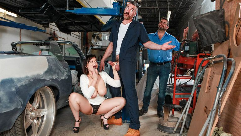 rkprime presents nadiawhite032719 in episode: Autoshop