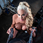 rkprime presents nicoletteshea082018 in episode: Rock Harder