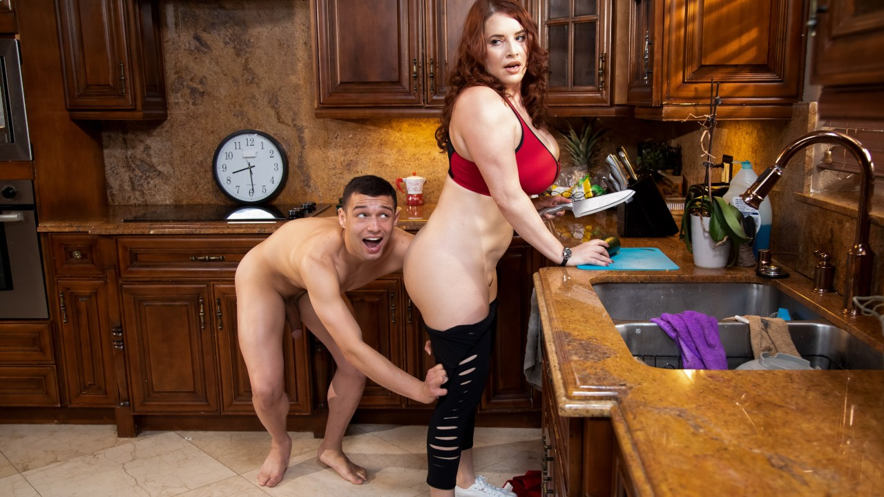 rkprime presents a-milf-brought-me-back-to-life in episode: A MILF Brought Me Back to Life