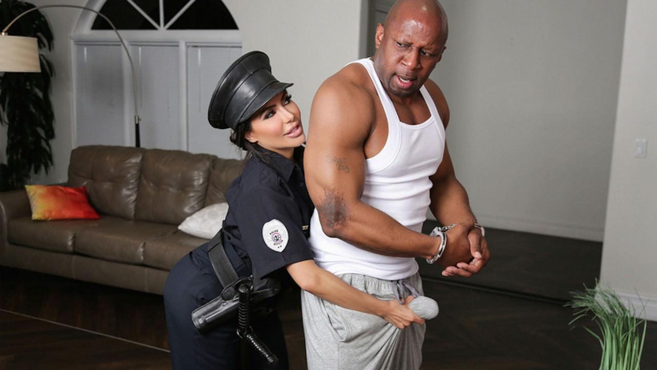 rkprime presents bad-cop-black-cock in episode: Bad Cop Black Cock