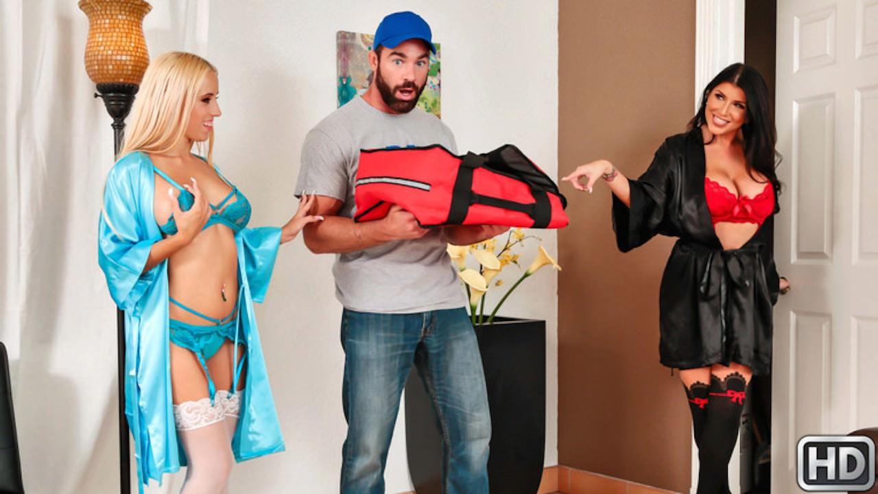 rkprime presents big-tip-for-pizza-sluts in episode: Big Tip For Pizza Sluts