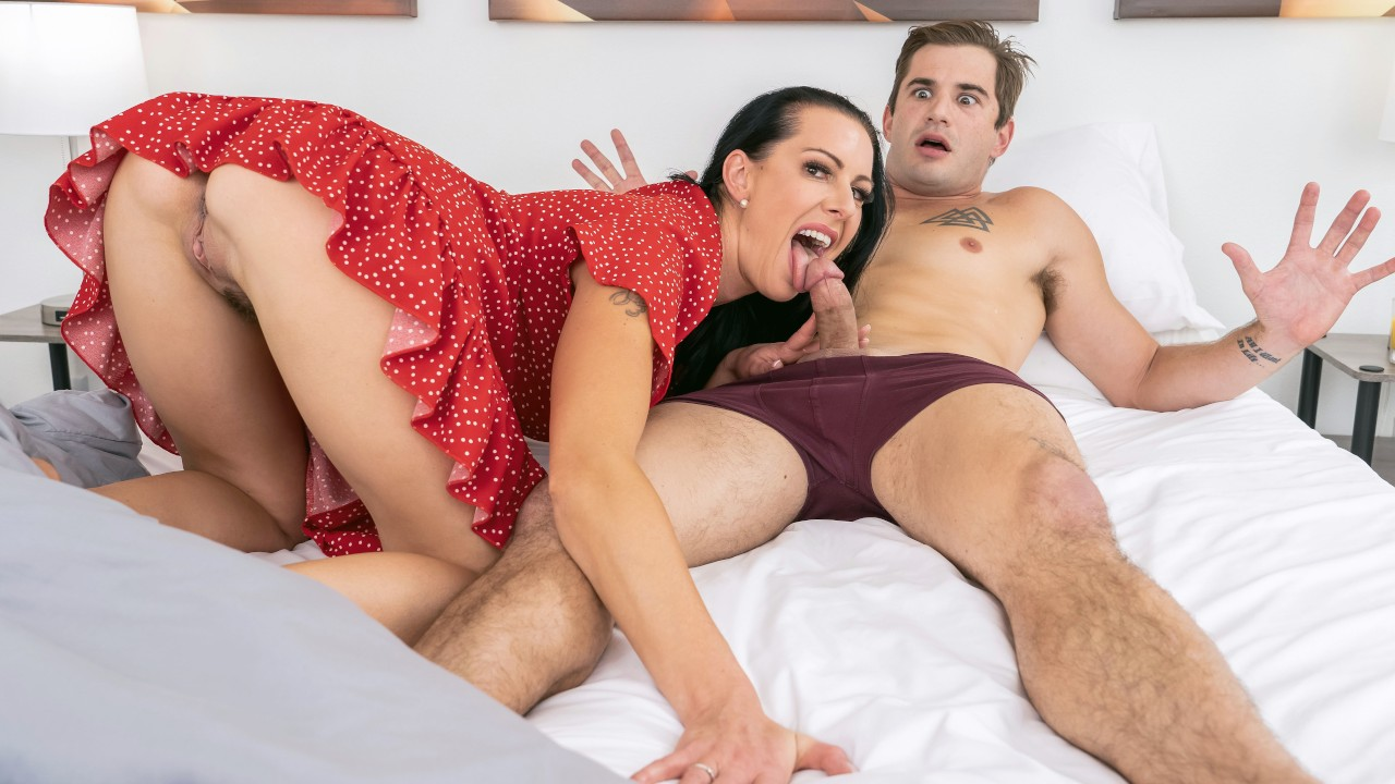 rkprime presents fucking-my-stepsons-bestie in episode: Fucking My Stepson's Bestie