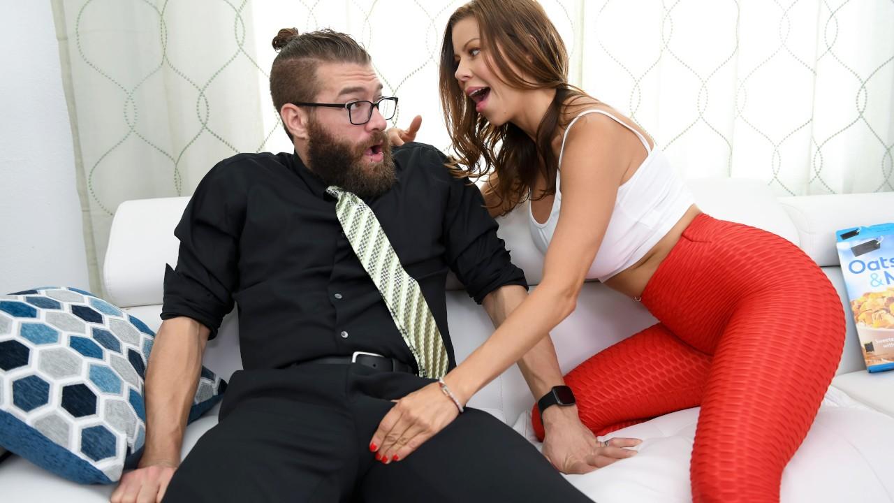 rkprime presents my-annoying-milf-stepsister in episode: My Annoying MILF Stepsister