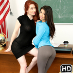 rkprime presents veronicarodriguez in episode: Squirt School