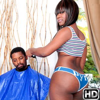 roundandbrown presents cassi2 in episode: Fat Ass and Fades