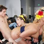 realitykings Sneaky Salon Sluts
