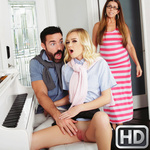 sneakysex presents kenziekai051918 in episode: Sneaky Piano Slut