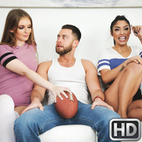 sneakysex presents mayavanessa020218 in episode: Super Sunday Sluts