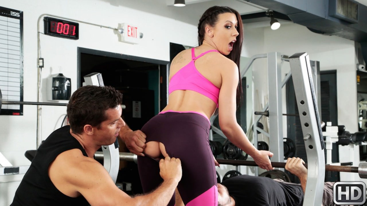 sneakysex presents gym-and-pussy-juice in episode: Gym And Pussy Juice