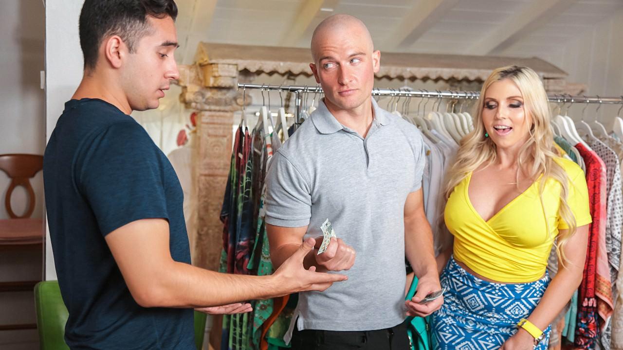 sneakysex presents mall-crawl in episode: Mall Crawl