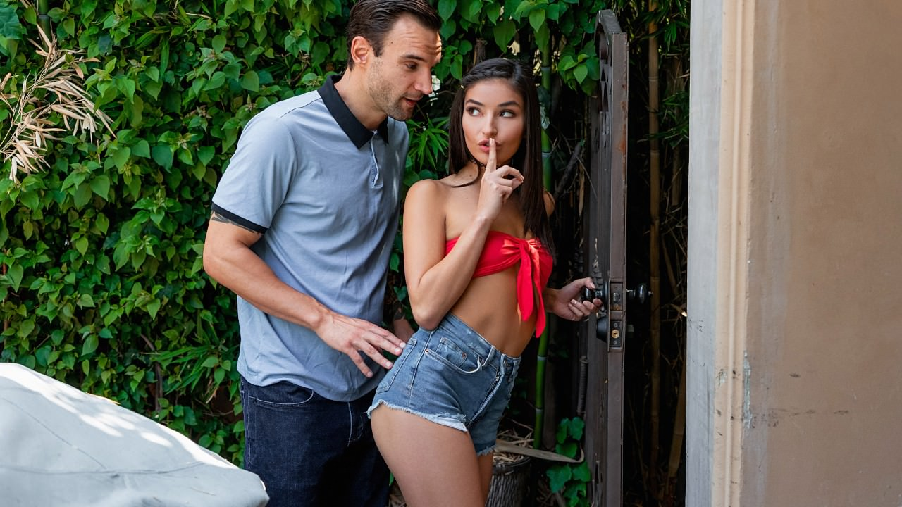 sneakysex presents naughty-at-the-neighbors in episode: Naughty At The Neighbors
