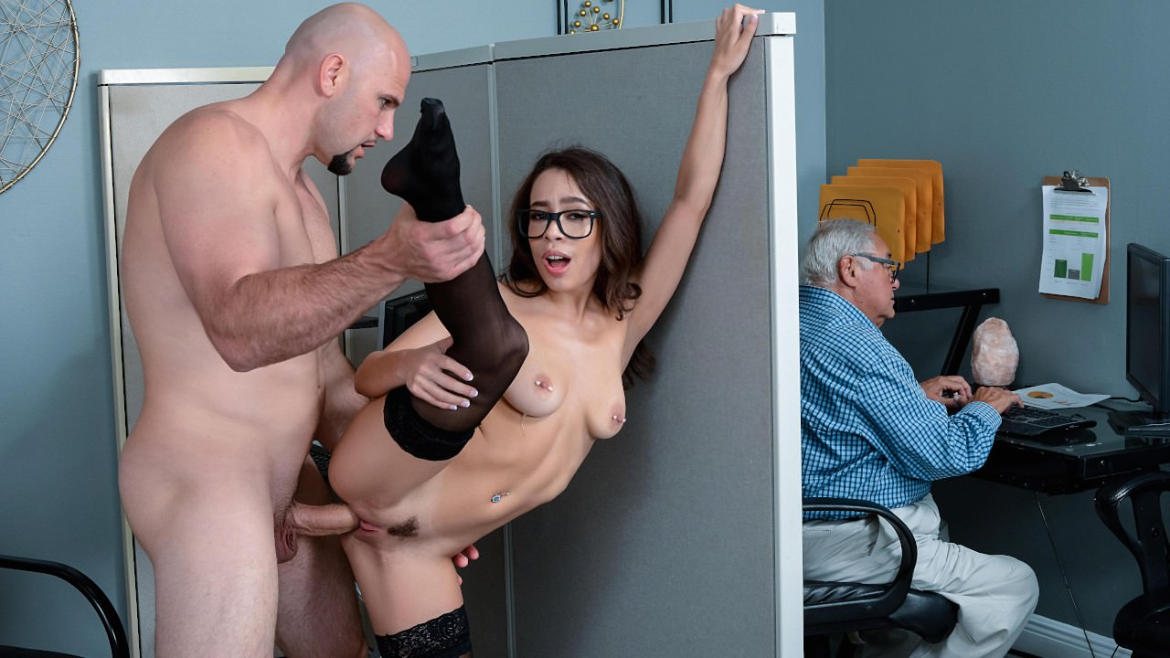 sneakysex presents office-princess in episode: Office Princess
