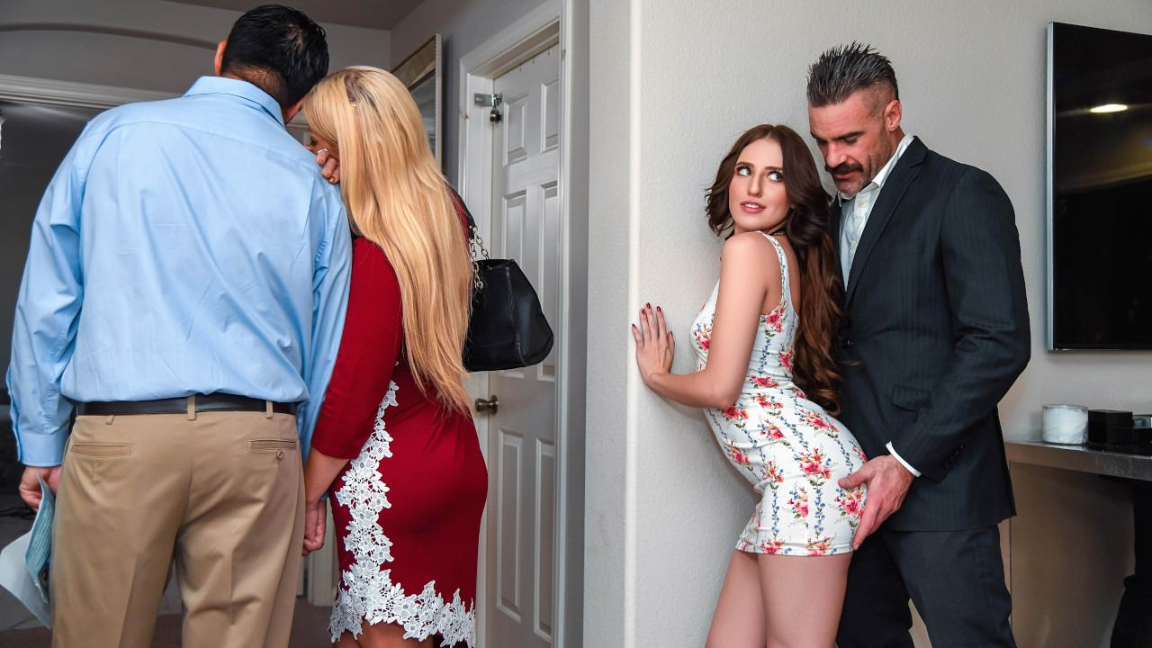 sneakysex presents open-house-for-a-slut in episode: Open House For A Slut
