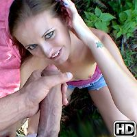 Hailey Young in StreetBlowjobs.com