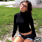 streetblowjobs presents kacie in episode: Castle Treat