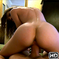Reagan in StreetBlowjobs.com