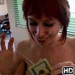 streetblowjobs presents zoey in episode: The Money Shot