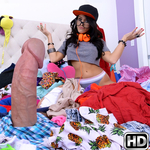 teenslovehugecocks presents meganrain2 in episode: Clean Your Room