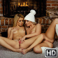 welivetogether presents baileyriley022718 in episode: Baby Its Cold Outside