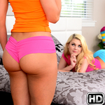 welivetogether presents chloelynn2 in episode: Hot Socks