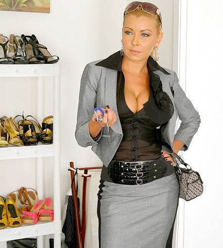 RealityKings.com Nikky Blond